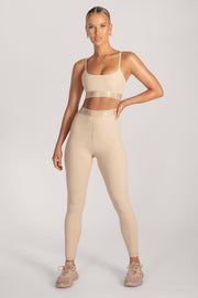 Acacia Meshki Full Length Leggings - Nude - MESHKI ?id=16076116852811