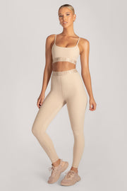 Acacia Meshki Full Length Leggings - Nude - MESHKI ?id=16076117016651