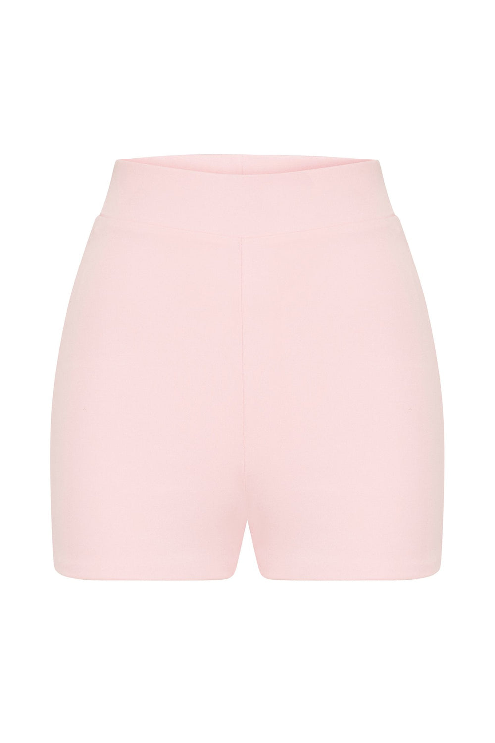 Molly 'Peachy' Shorts - Baby Pink - MESHKI ?id=15661330595915