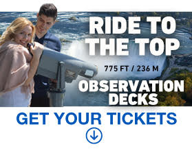 Ride To The Top & Observation Decks Child (age 4-12, children under 4 free)