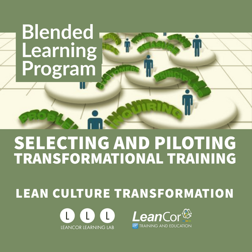Selecting and Piloting Transformational Training