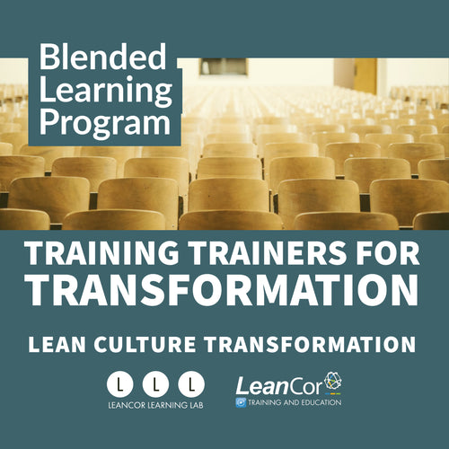 Training Trainers for Transformation
