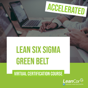 Lean Six Sigma Green Belt Online Course