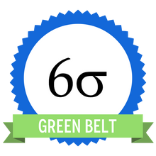 Load image into Gallery viewer, Accelerated Lean Six Sigma Green Belt for Supply Chain: Virtual Certification Course (Starts May 2020)