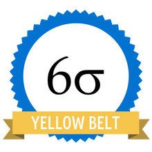 Load image into Gallery viewer, Lean Six Sigma Yellow Belt: Self-Paced Certification Course (On Demand)