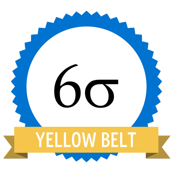 Lean Six Sigma Yellow Belt: Self-Paced Certification Course (On Demand)