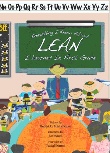Everything I Know About Lean I Learned in First Grade (E-BOOK)