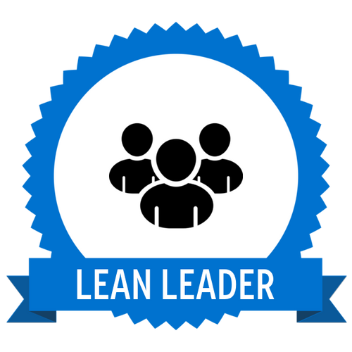 Lean Leadership: Self-Paced Online Certificate Course (On Demand)