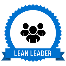 Load image into Gallery viewer, Lean Leadership: Blended (Online and Virtual) Certificate Course (Private Groups of 15+)