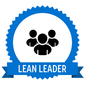 Lean Leadership: Blended (Online and Virtual) Certificate Course (Private Groups of 15+)