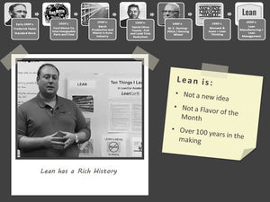 Lean Fundamentals Online Training Course (On-Demand)