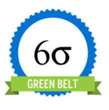Load image into Gallery viewer, Lean Six Sigma Green Belt for Supply Chain: Blended Certification Course (Starts February 2019)