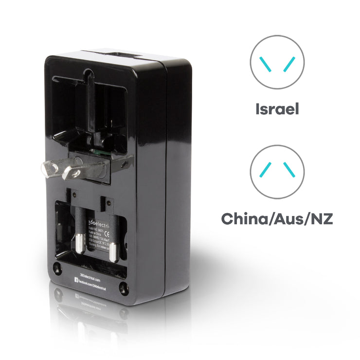 Universal Travel Adapter 2.1