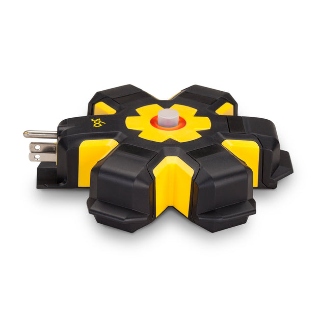 Heavy-Duty 5 Outlet Power Hub