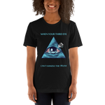 Third Eye - Can't Handle The Truth - Unisex Teashirt
