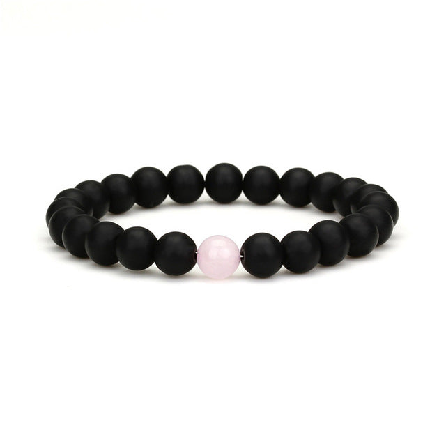 Lovers Ying Yang Distance Bracelets