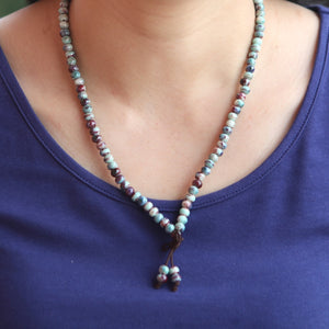 Reiki Healing Prayer Beads