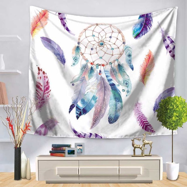 Dream Catcher Mandala