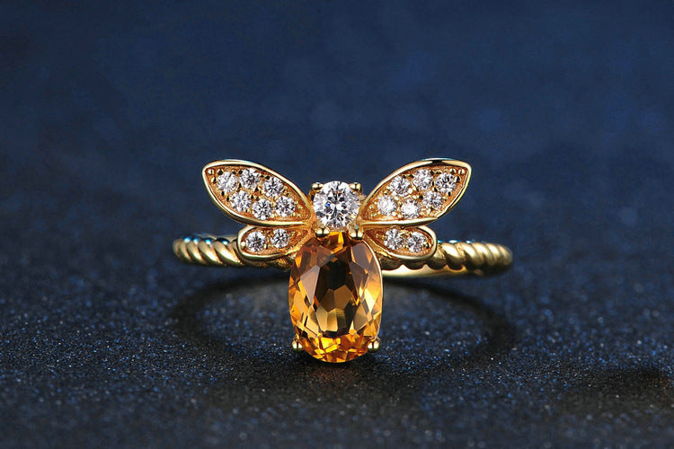 Little Bee ring