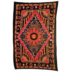 India Wall Hanging Tapestrie