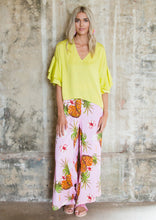 Load image into Gallery viewer, Pineapple Palazzo Pants - Anannasa