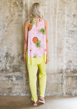 Load image into Gallery viewer, Pineapple Short Sleeve Top - Anannasa