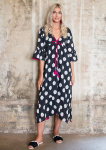 Lucy Dot Dress - Anannasa