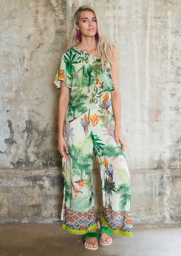 Tropical Blouse - Anannasa