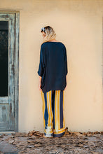 Load image into Gallery viewer, STRIPE PALAZZO PANTS
