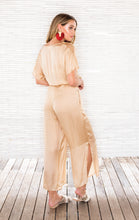 Load image into Gallery viewer, SURI JUMPSUIT GOLD