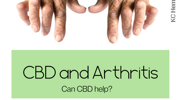 CBD and arthritis