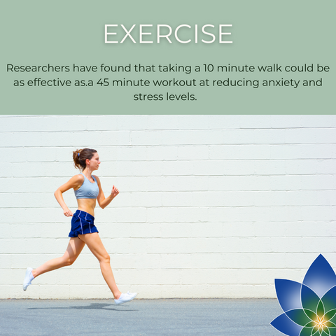 exercise for anxiety