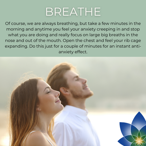 breath work and anxiety