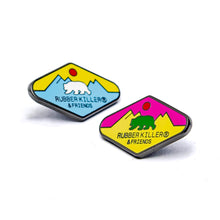 MOUNTAIN BEAR ENAMEL PIN