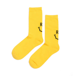RK SMILEY SOCKS