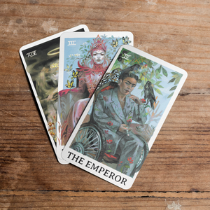 Major Arcana Tarot deck (free shipping!)