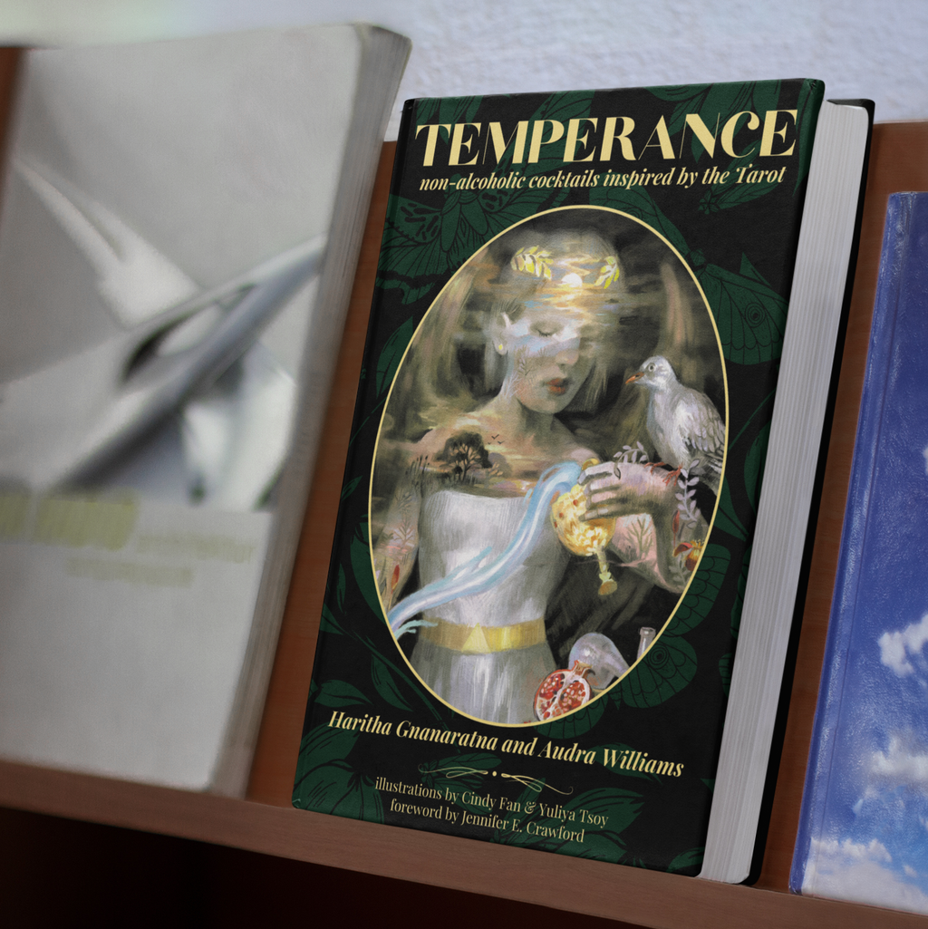 Temperance Tonics: Tarot-inspired drink recipes