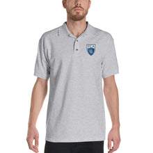 Load image into Gallery viewer, Conqueror 4 Color Embroidered Polo Shirt