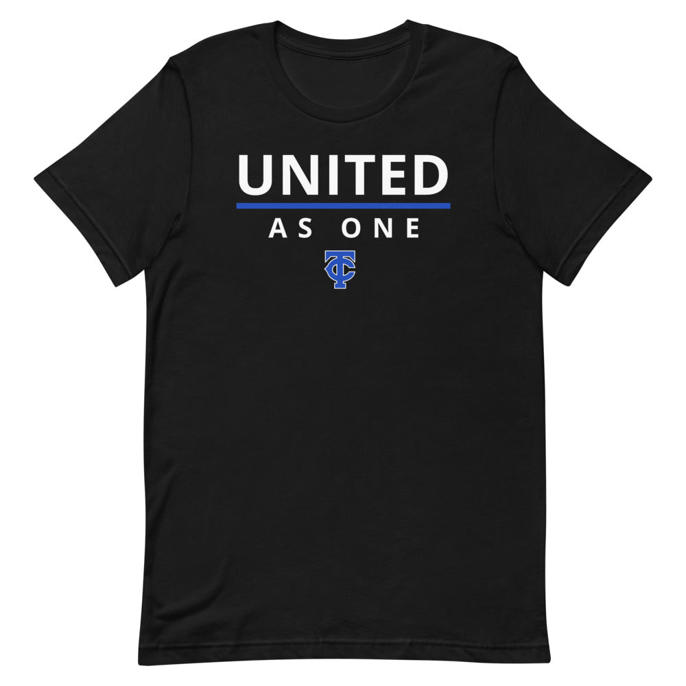 United As One Short-Sleeve Unisex T-Shirt