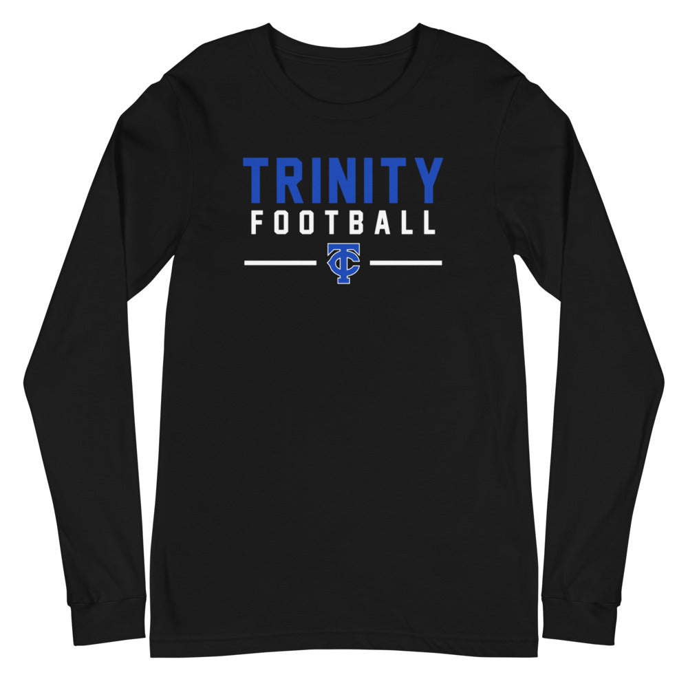 Football Unisex Long Sleeve Tee