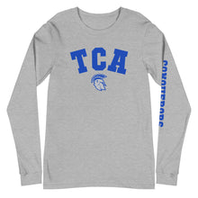 Load image into Gallery viewer, TCA Conqueror Unisex Long Sleeve Tee