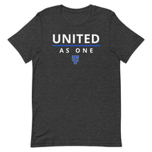 Load image into Gallery viewer, United As One Short-Sleeve Unisex T-Shirt