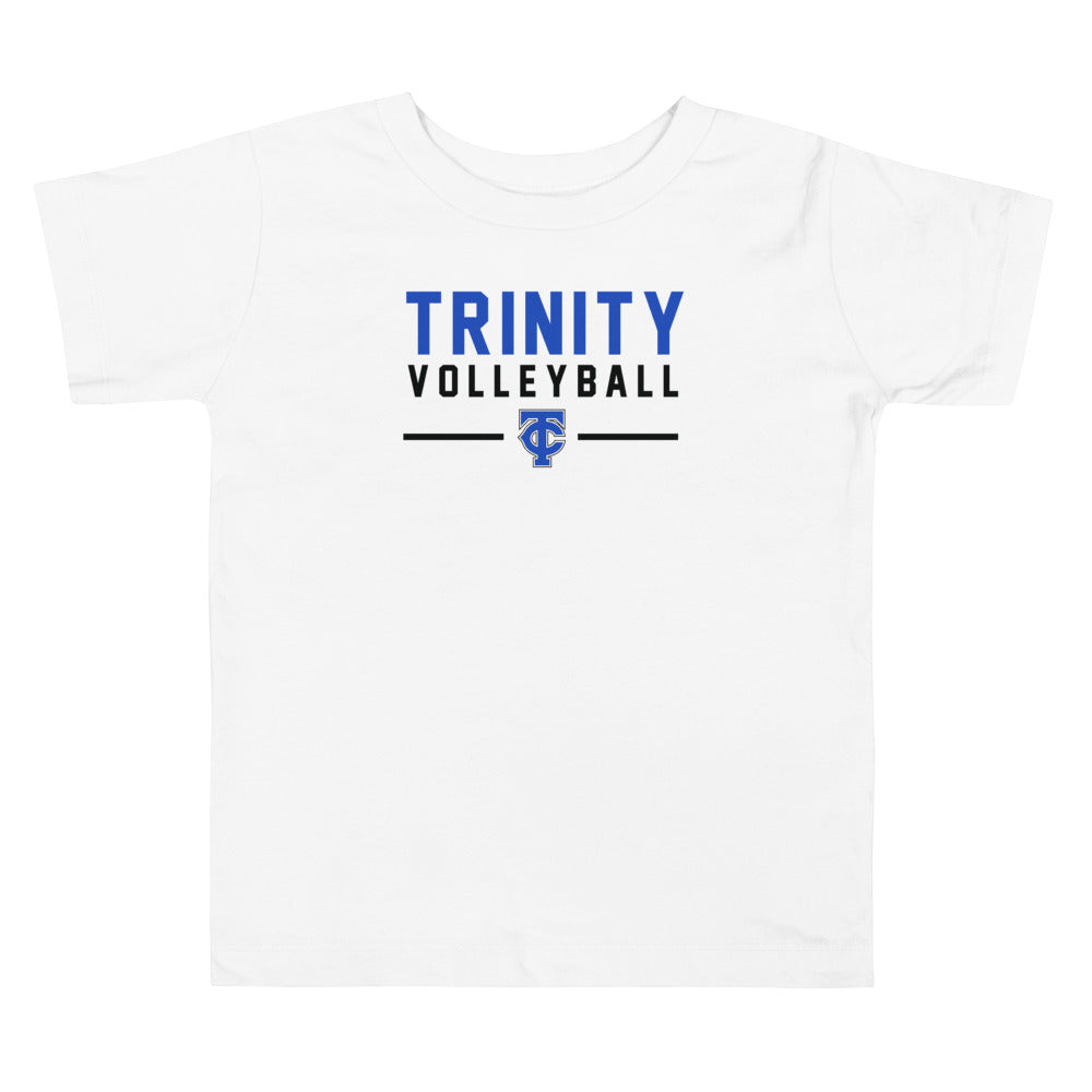 Volleyball Toddler Short Sleeve Tee