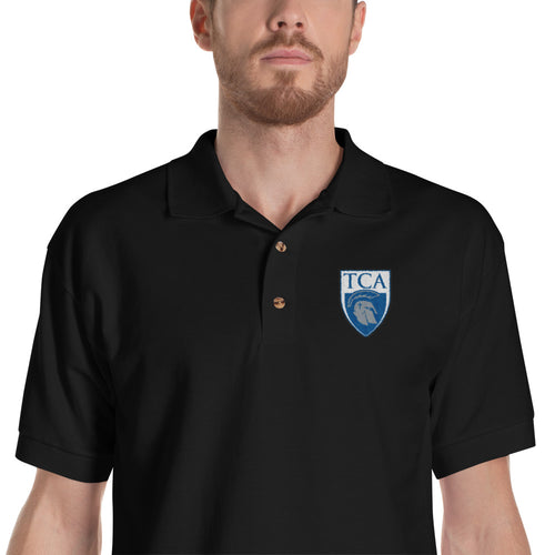 Conqueror 4 Color Embroidered Polo Shirt