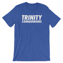 Load image into Gallery viewer, Trinity Conquerors BOLD  Short-Sleeve Unisex T-Shirt
