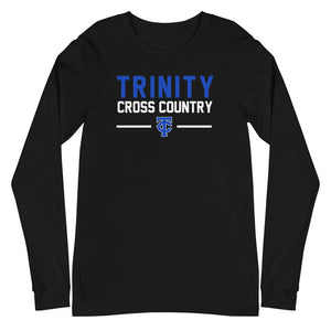 Cross Country Unisex Long Sleeve Tee