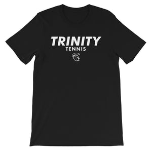 Tennis Short-Sleeve Unisex T-Shirt