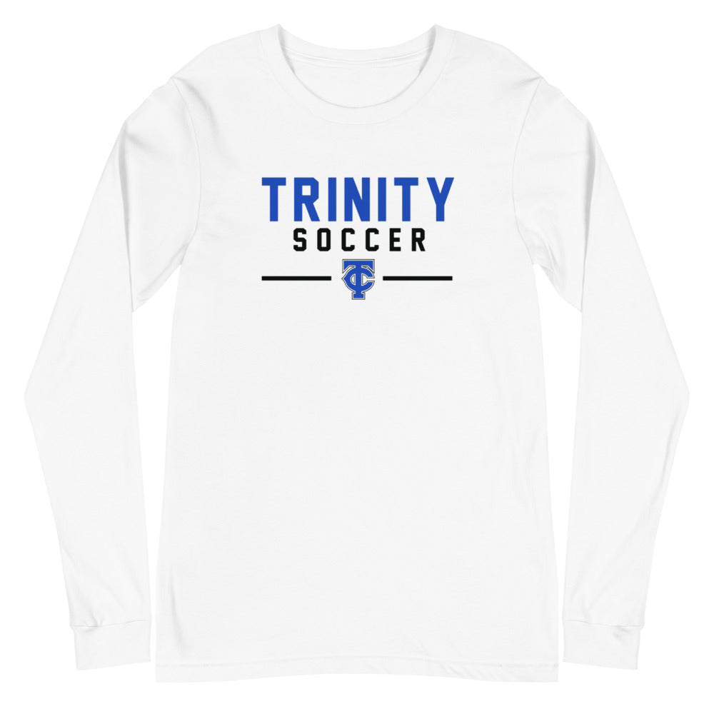 Soccer Unisex Long Sleeve Tee