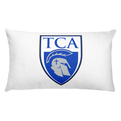 Conqueror Throw Pillow (20x12)