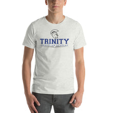 Load image into Gallery viewer, Trinity Conqueror Helmet Short-Sleeve Unisex T-Shirt